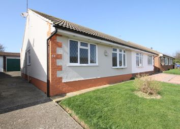 Thumbnail 2 bed semi-detached bungalow for sale in Hampton Gardens, Herne Bay