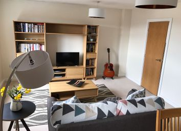 Thumbnail 1 bed flat for sale in Clos Dewi Sant, Canton, Cardiff