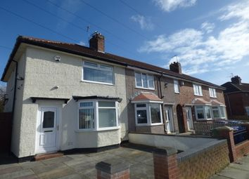 Thumbnail 2 bed property to rent in Drake Crescent, Fazakerley, Liverpool