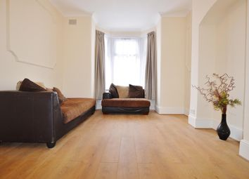 Thumbnail 5 bedroom terraced house to rent in Harold Road, London