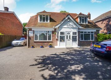 4 bed detached bungalow for sale in West End Road, Bitterne, Southampton SO18