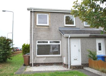 Thumbnail 3 bedroom end terrace house for sale in Overton Crescent, East Calder, West Lothian