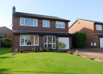 Thumbnail 4 bed detached house for sale in Wentworth Drive, Carlisle