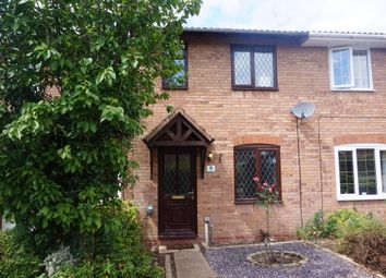 Thumbnail 2 bed terraced house for sale in Elder Close, Kingsbury, Tamworth