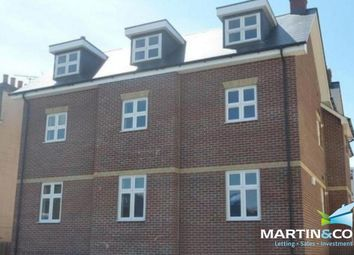 Thumbnail 1 bedroom flat for sale in Blandford Road, Hamworthy, Poole