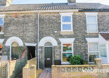Thumbnail 2 bedroom terraced house for sale in Belvoir Street, Norwich