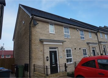 Thumbnail 3 bed terraced house for sale in Pudding Lane, Hyde