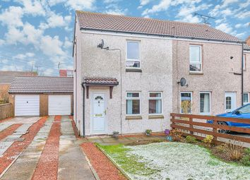 Thumbnail 2 bed semi-detached house for sale in Makbrar Place, Dumfries, Dumfries And Galloway