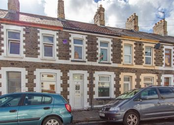 Thumbnail 2 bed terraced house to rent in Warwick Street, Grangetown, Cardiff