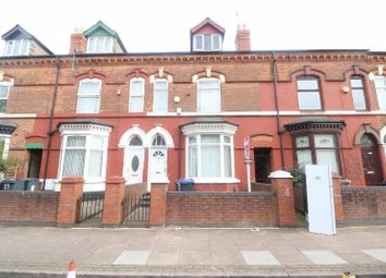 Thumbnail 5 bed terraced house for sale in Leonard Road, Lozells