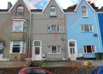 Thumbnail Terraced house to rent in King Edwards Road, Brynmill, Swansea