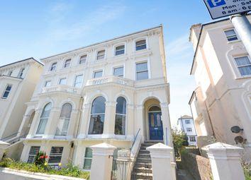 Thumbnail 2 bedroom flat for sale in Spencer Road, Eastbourne