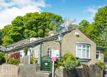 Thumbnail 3 bed bungalow for sale in Cock Hill Lane, Shelf, Halifax