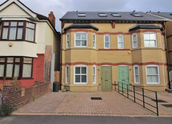 Thumbnail 4 bed end terrace house for sale in Carnarvon Road, South Woodford