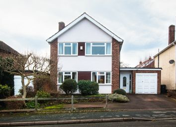 Thumbnail 4 bed detached house for sale in Langley Drive, Kegworth, Derby
