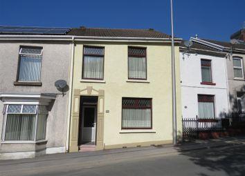 3 bed terraced house for sale in Tyisha Road, Llanelli SA15