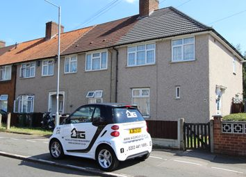 Thumbnail 1 bed end terrace house to rent in Valence Wood Road, Dagenham