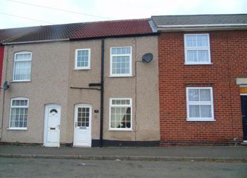 Thumbnail 2 bed terraced house to rent in Wycliffe Road, Alfreton