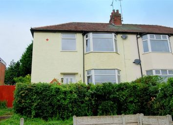 Thumbnail 3 bedroom semi-detached house to rent in Lammas Road, Sutton-In-Ashfield, Nottinghamshire