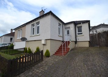 Thumbnail 2 bed semi-detached house for sale in Third Avenue, Auchinloch