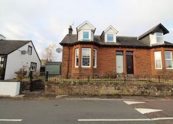 Thumbnail 4 bed semi-detached house for sale in Fenwick Road, Kilmaurs