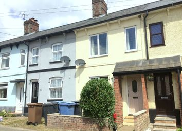 Thumbnail 2 bed terraced house to rent in New Cut, Glemsford, Sudbury
