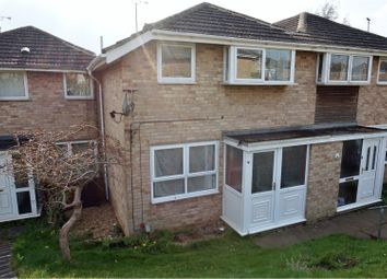 Thumbnail 3 bed terraced house for sale in Grasscroft, Northampton