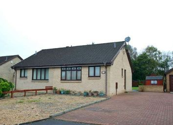 Thumbnail 2 bed semi-detached bungalow for sale in 32 Green Bank Road, Cumbernauld, Glasgow