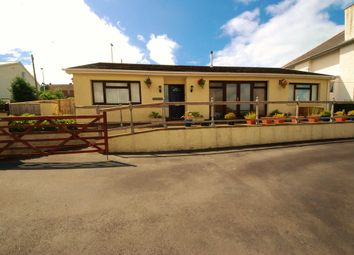 Thumbnail 3 bed detached bungalow for sale in Penparcau Road, Penparcau, Aberystwyth
