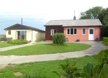 Thumbnail 2 bed bungalow for sale in Talybont, Ceredigion