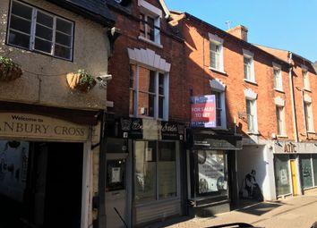 Thumbnail Retail premises to let in Butchers Row, Banbury
