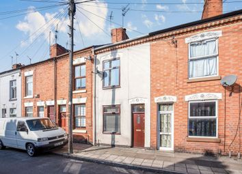 Thumbnail 2 bed terraced house for sale in Lorrimer Road, Leicester