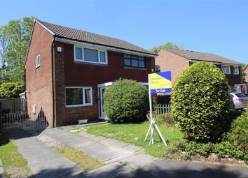 Thumbnail 2 bed semi-detached house for sale in Whitby Avenue, Ingol, Preston