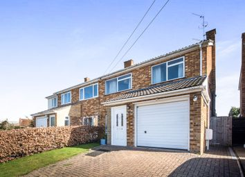 Thumbnail 3 bedroom detached house for sale in Baronhurst Drive, Chalgrove, Oxford