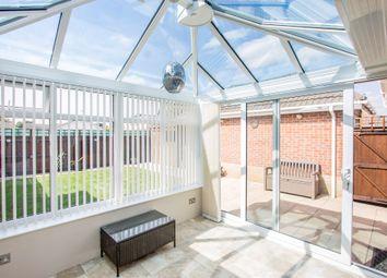 Thumbnail 3 bedroom detached bungalow for sale in Batstone Way, Ferndown