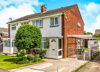 Thumbnail 3 bed semi-detached house for sale in Rosslare Road, Wythenshawe, Manchester