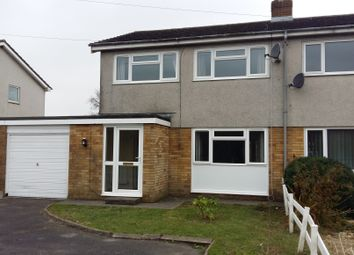 Thumbnail 3 bed semi-detached house for sale in Maes Y Bryn, Pembrey