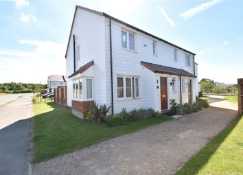 Thumbnail 3 bedroom semi-detached house for sale in Halcrow Avenue, Waterside, The Bridge, Dartford