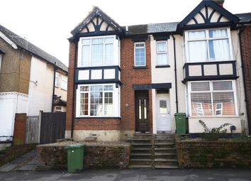 Thumbnail 3 bed end terrace house for sale in Ash Road, Aldershot, Hampshire