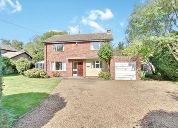 Thumbnail 3 bed detached house for sale in The Green, Hilton, Cambs