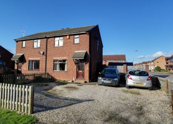 Thumbnail 3 bed semi-detached house for sale in Mill Close, Scawby Brook, Brigg