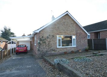 Thumbnail 3 bed detached bungalow for sale in Park Road, Spixworth, Norwich, Norfolk