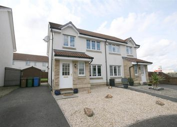 Thumbnail 3 bed semi-detached house for sale in Forrester Street, Redding, Falkirk