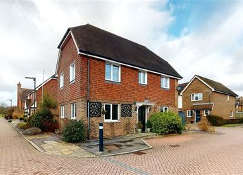 Thumbnail 3 bed detached house for sale in The Hemsleys, Pease Pottage, Crawley
