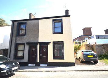 Thumbnail 2 bed semi-detached house for sale in King Street, Workington