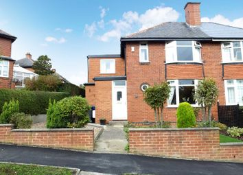 Thumbnail 4 bed semi-detached house for sale in Thorpe House Road, Norton Lees, Sheffield