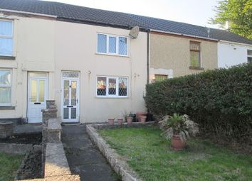 Thumbnail 2 bed terraced house for sale in Llangyfelach Road, Treboeth, Swansea, City And County Of Swansea.