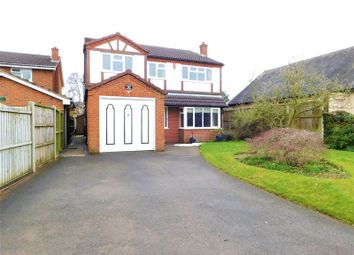 Thumbnail 5 bed detached house for sale in Back Lane, Gnosall, Stafford.