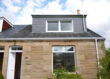 Thumbnail 2 bedroom semi-detached house to rent in Sidehead Road, Stonehouse, Larkhall