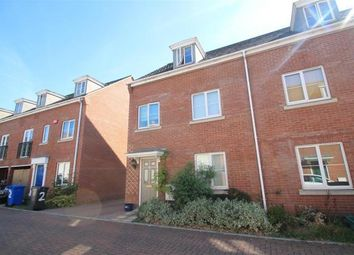 Thumbnail 4 bed town house to rent in Hemming Way, Norwich, Norfolk